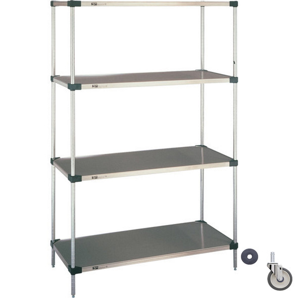 Metro Stainless Steel Shelving Units