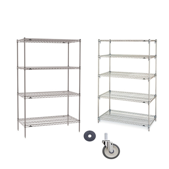 Metro Wire Shelving Units