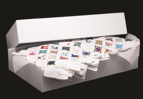 Polypropylene Full Lid Boxes