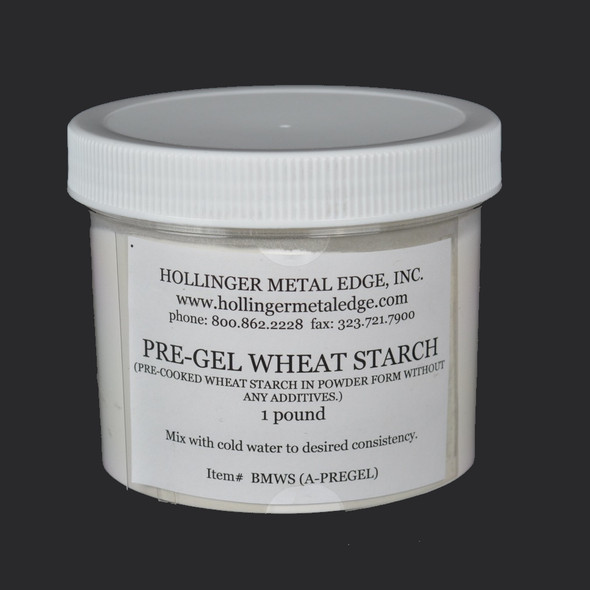 Pre-gel Instant Wheat Starch