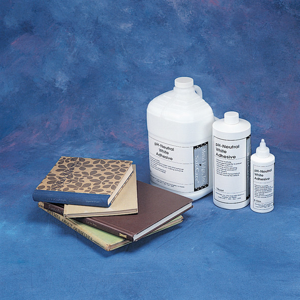 pH Neutral White Adhesive