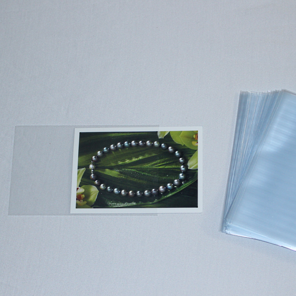 Polyethylene Postcard Envelopes