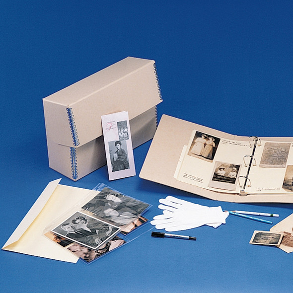 Photographic Preservation Kit