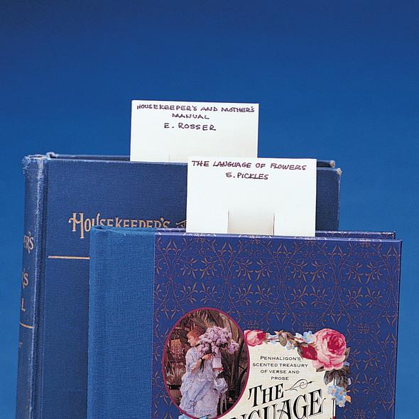 Rare Book ID Strips