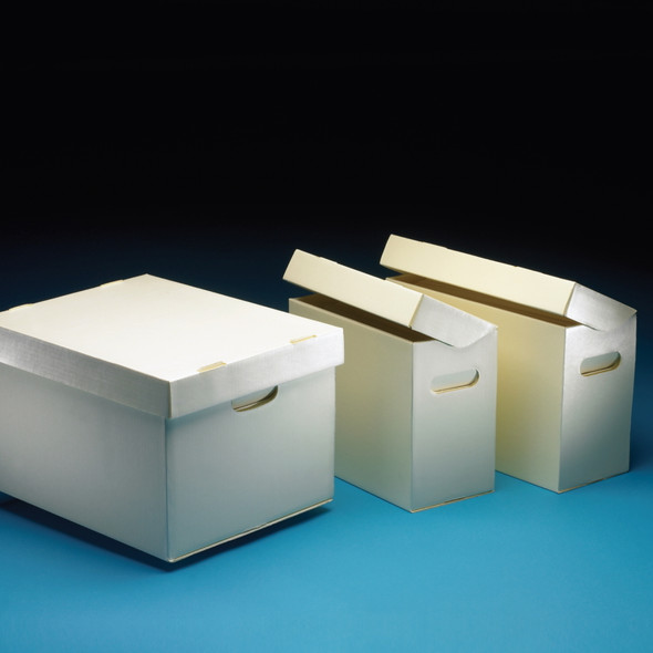 SafeCote® Acrylic Coated Record Storage Boxes