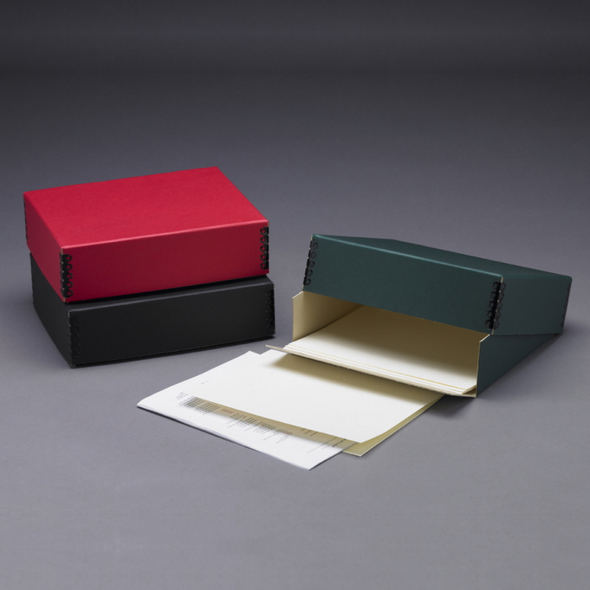 SafeColor® Drop Front Storage Boxes