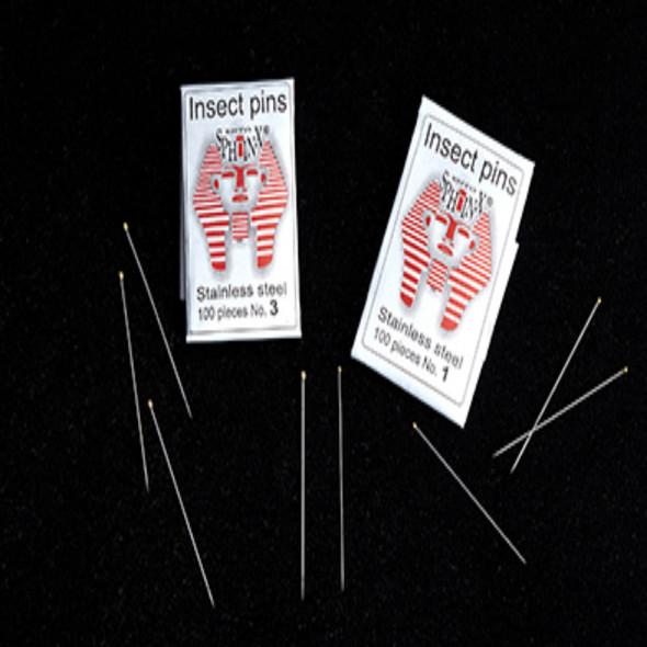 Specimen Pins