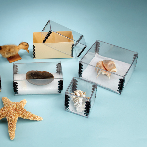 Vivak Boxes and Trays