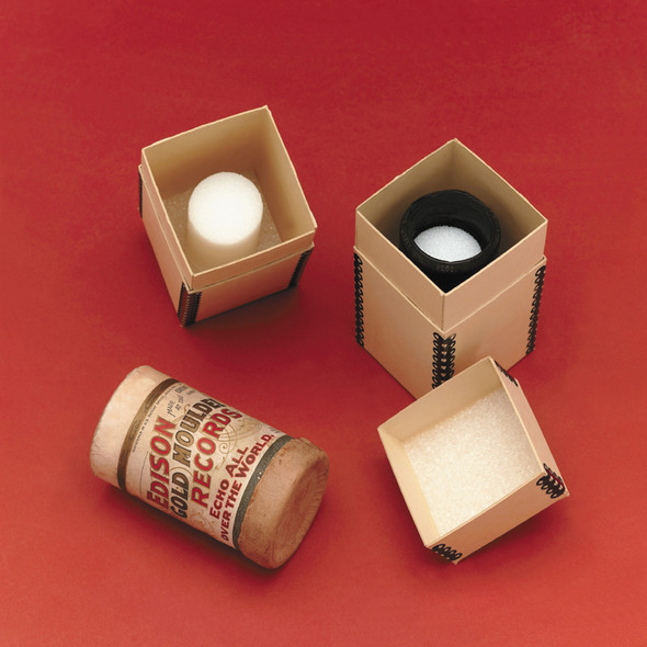 Wax Cylinder Box