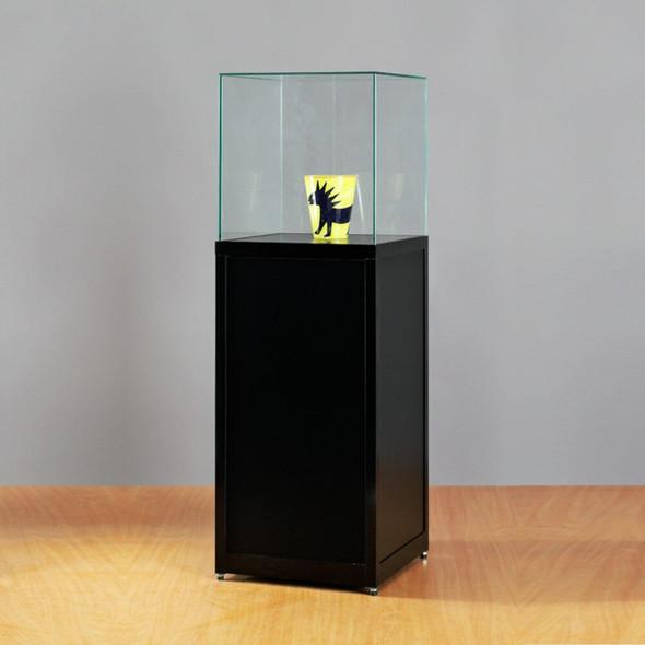 Amsterdam Pedestal Display Case S500