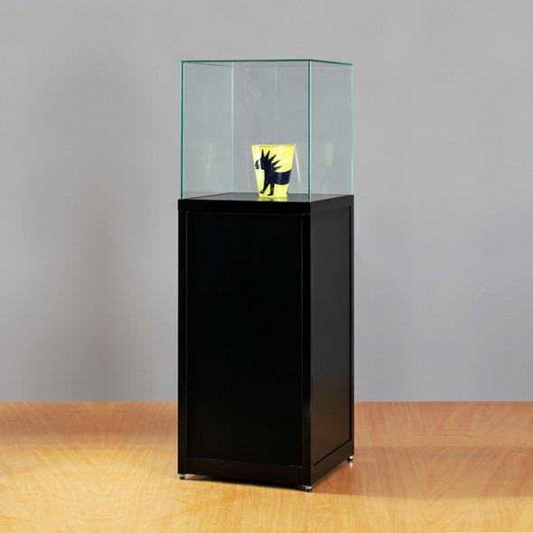 Amsterdam Pedestal Display Case S600