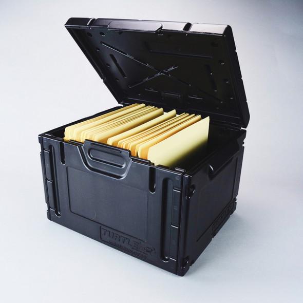 Secure Lockable Document Box