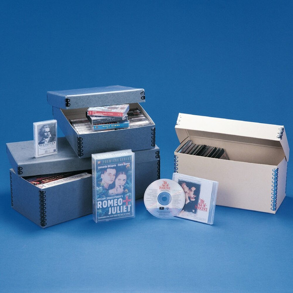CD/DVD Video and Audio Boxes