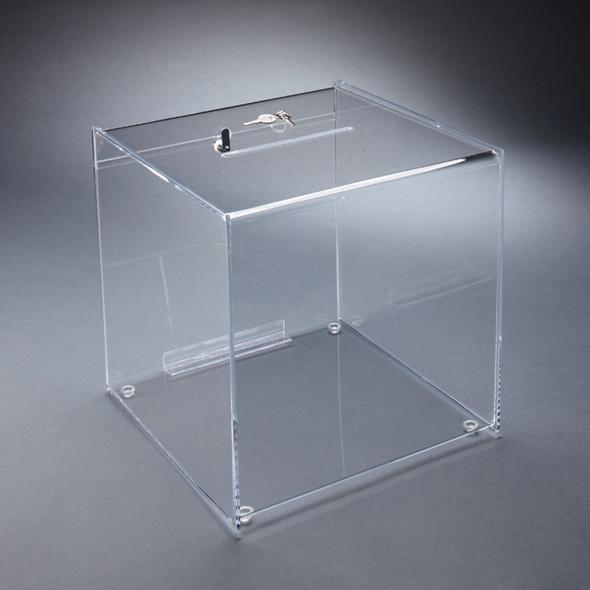 Acrylic Donation/Suggestion Box