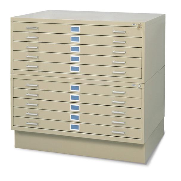 5-Drawer Flat Files