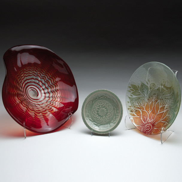 Deep Bowl Acrylic Easel