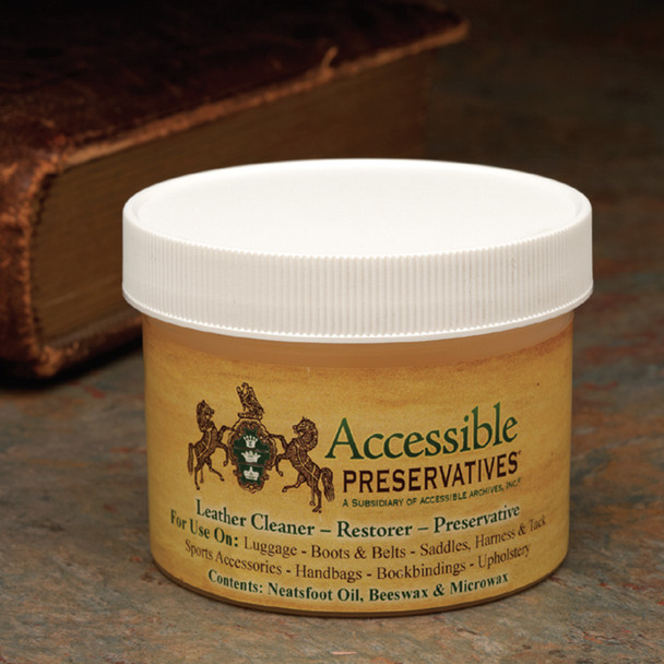 Accessible Preservatives Inc. Leather Preservative