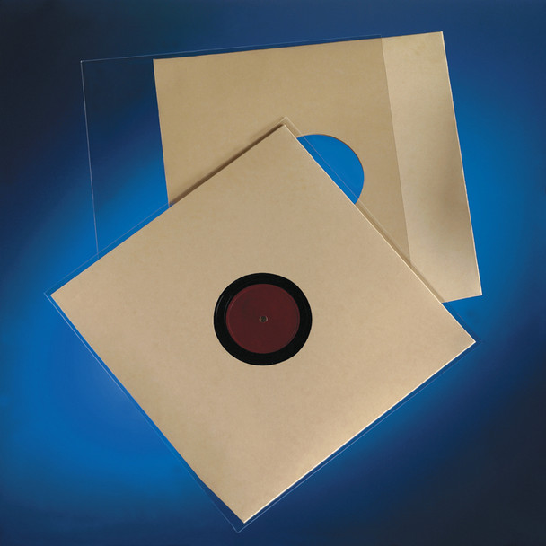Archival Quality Phonograph Record Storage Sleeves