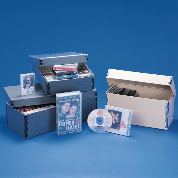Audio Cassette Box