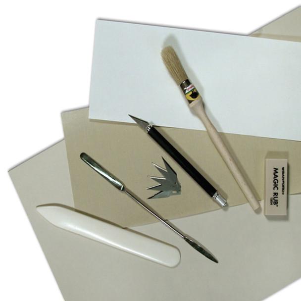 Book Repair Tool Kit