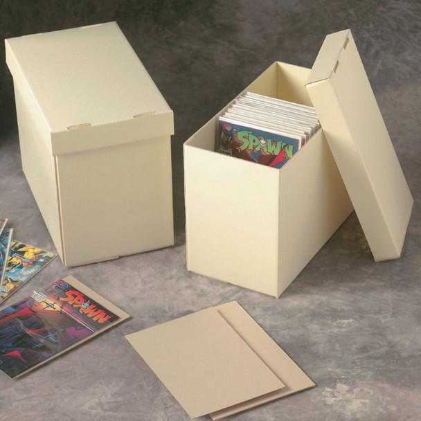 Comic Book Storage