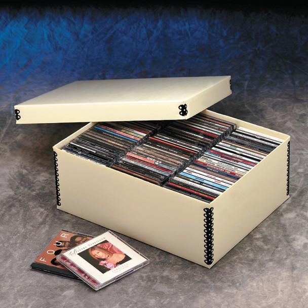CD Bulk Storage Boxes