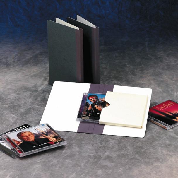 Compact Disc Shelf Binder