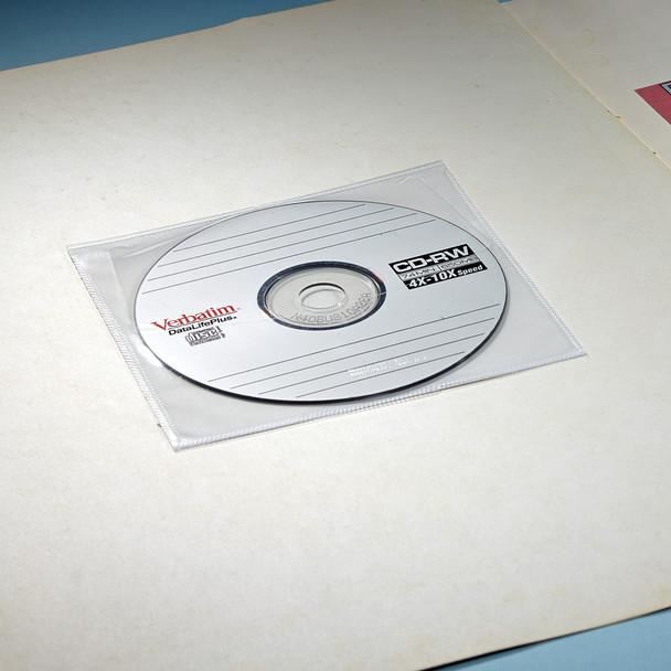 CD/DVD Pockets