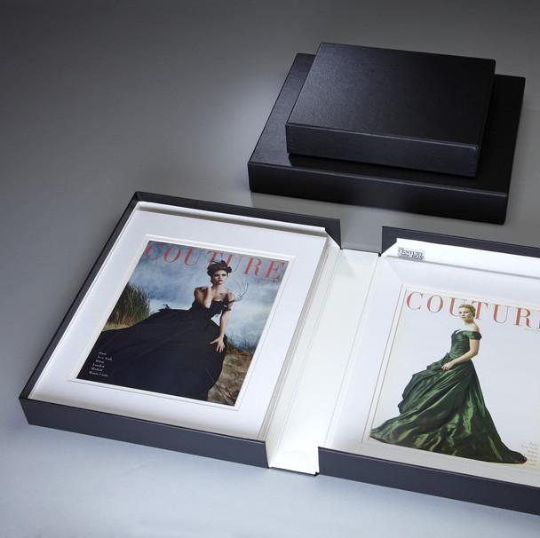 Century Portfolio Boxes