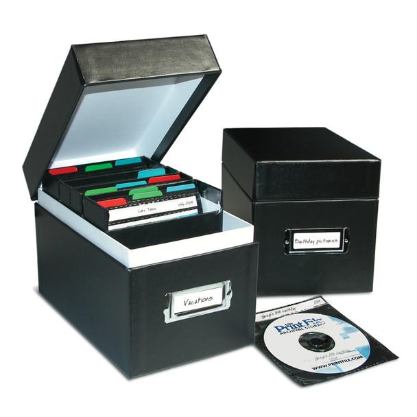 CD Portfolio Box
