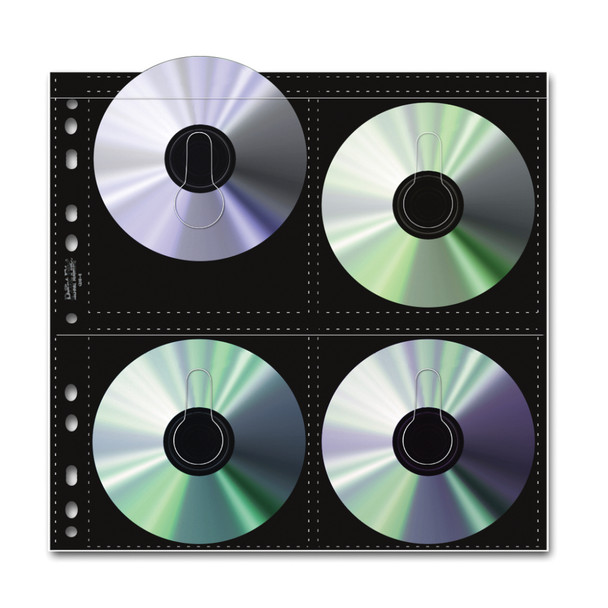 CD Storage Pages