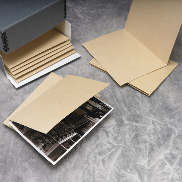 Drop Front Box Folders