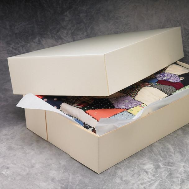 Extra Large Corrugated Textile Boxes