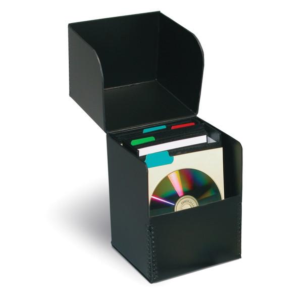 Flip Top CD Storage Box
