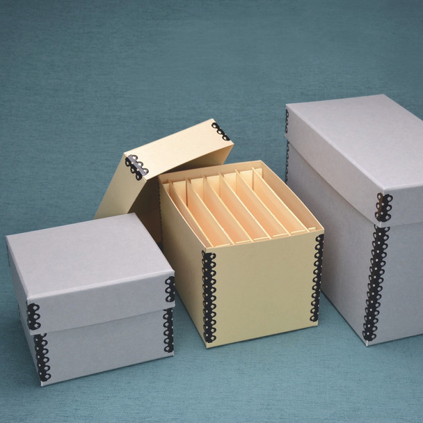Glass Plate Negative Storage Boxes