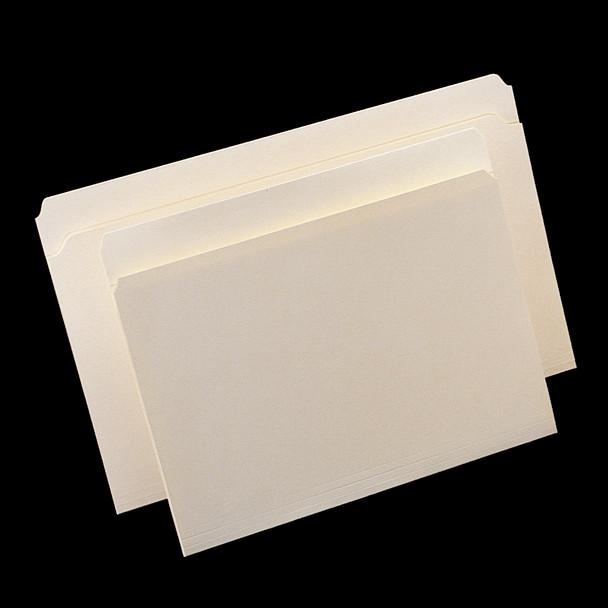 Heavy-Weight 20 Pt. File Folders