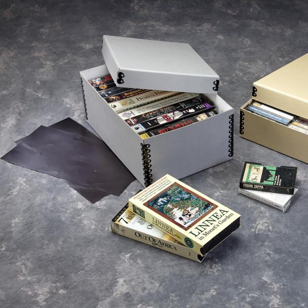 Hollinger Audio & Video Cassette Boxes