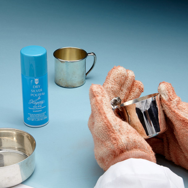 Hagerty Silversmiths' Gloves and Polish
