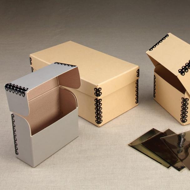 Intercept Negative Flip Top Boxes