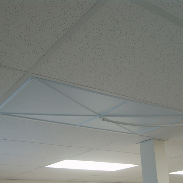 Leak Diverter Ceiling Panels