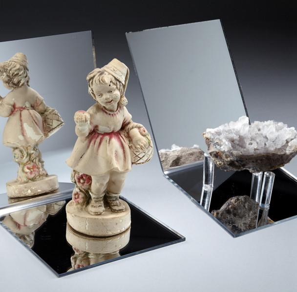 Mirrored Acrylic Displayers