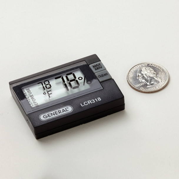 Mini Digital Humidity & Temperature Meter