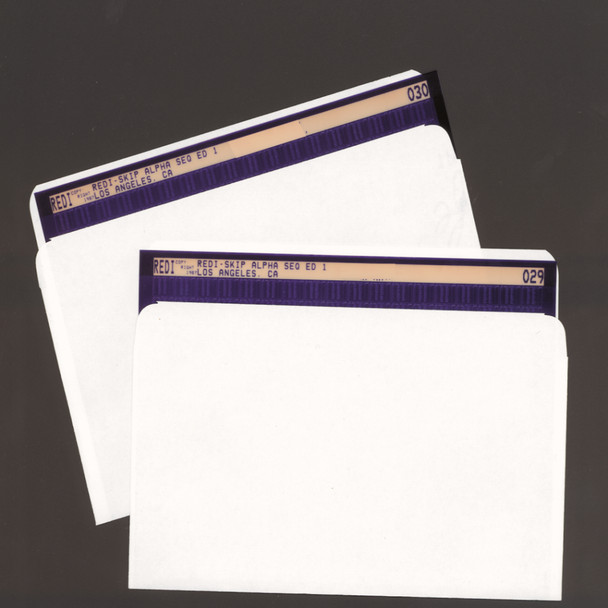 Microfiche Envelopes