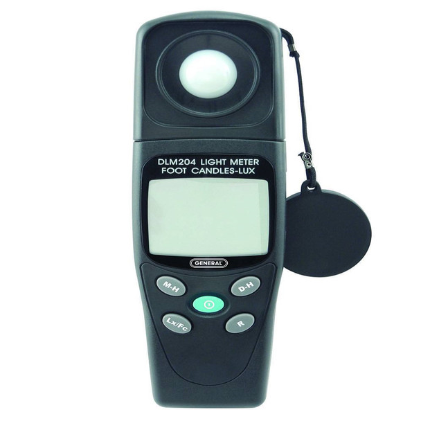 One-Piece Digital Light Meter