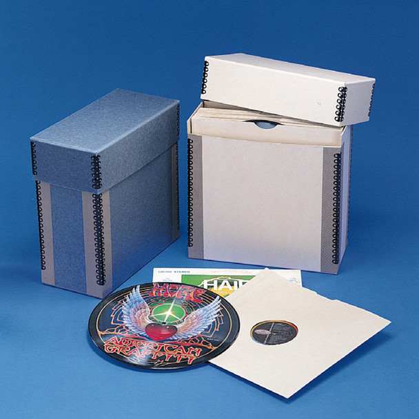 Phonograph Record Boxes