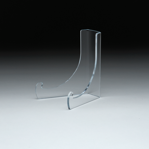 Shallow Bowl Acrylic Easel