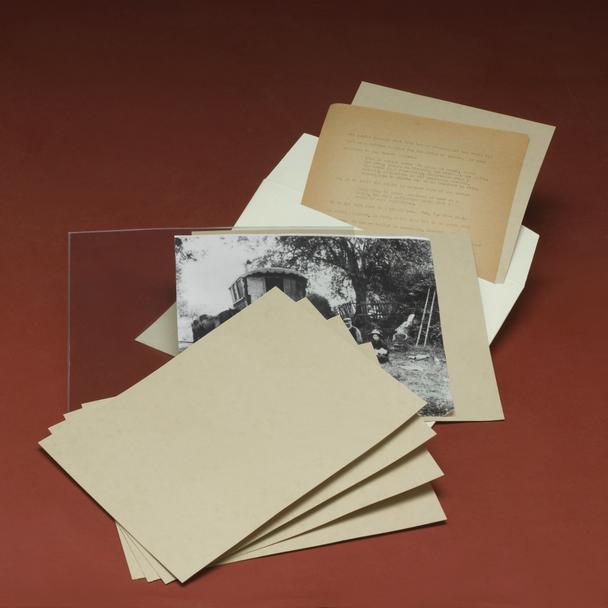Stiffener Boards for Paper & Polyester Envelopes