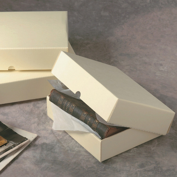SafeCare®  Corrugated Clamshell Boxes