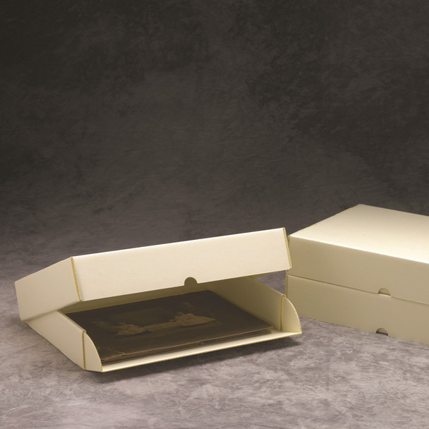 SafeCare® Clamshell Drop Front Boxes