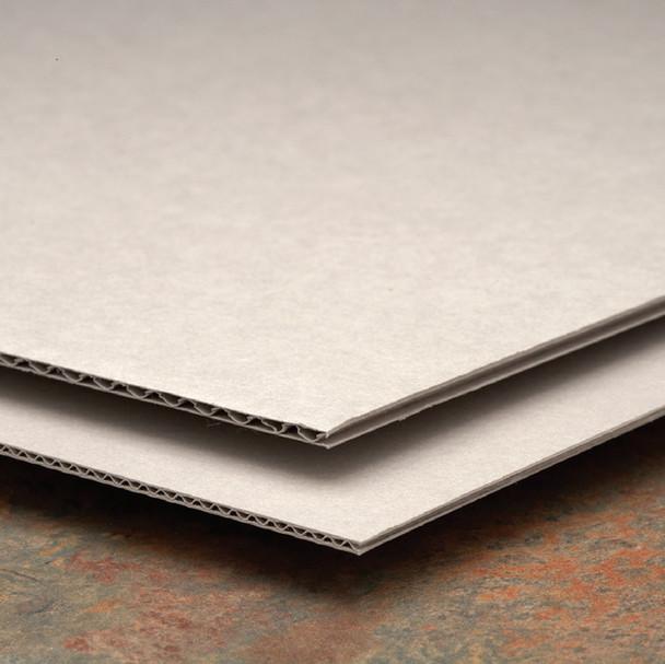 SafeCorr® Grey Corrugated Board